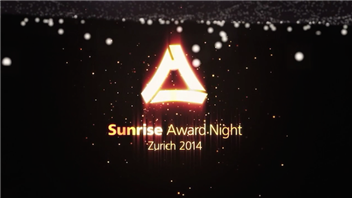 Sunrise Award Night